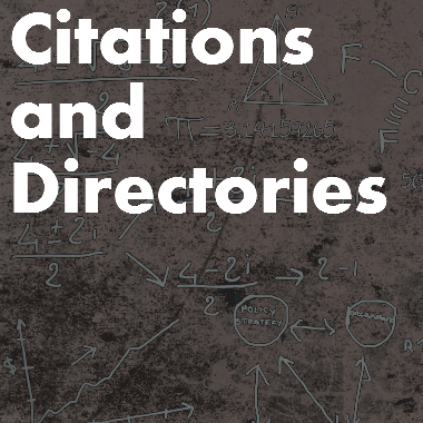 Citations and Directories