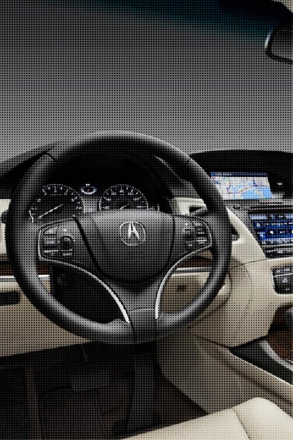 2016 Acura RLX Interior
