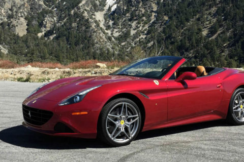 2017 Ferrari California Versatile and Exciting