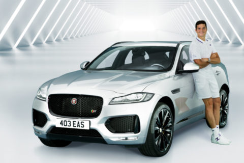 Jaguar has a New Brand Ambassador