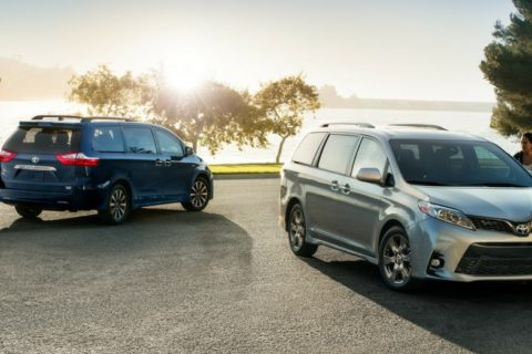 2018 Toyota Sienna: Bigger and Better