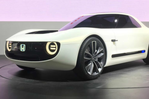 The Honda Sport EV Gives More Questions than Answers