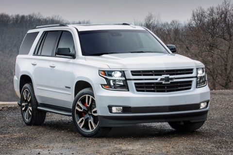 Quiet Upgrades Revealed - Full-size SUVs