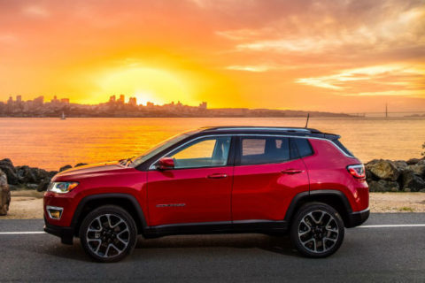 The Small and Mighty Jeep Compass