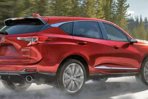 Acura RDX An Original is Redesigned