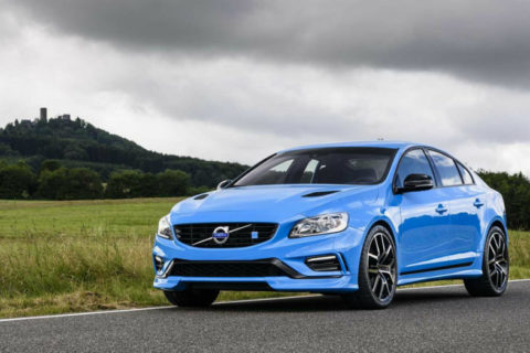 The New Volvo S60 Polestar is a Serious Car