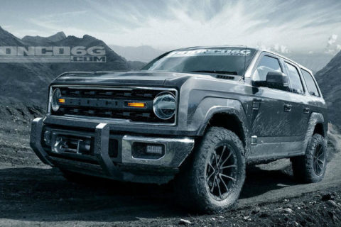 Ford Bronco is Bringing the Old and the New Together