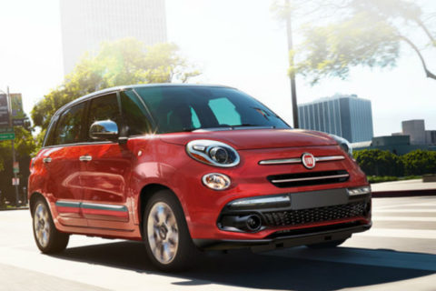 The Fiat 500L is a Small Car With a Big Personality