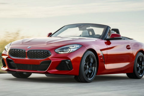 The BMW Z4 Has Been Leaked