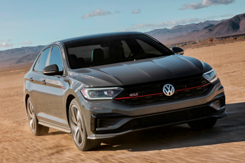 The Impressive New Volkswagen Jetta GLI