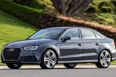 A3- This Audi is Small Stylish and Ready to Drive