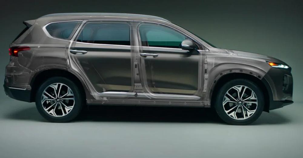 The Hyundai Santa Fe is More Impressive