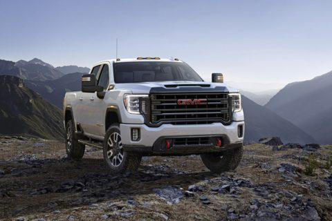 2020 GMC Sierra 2500HD