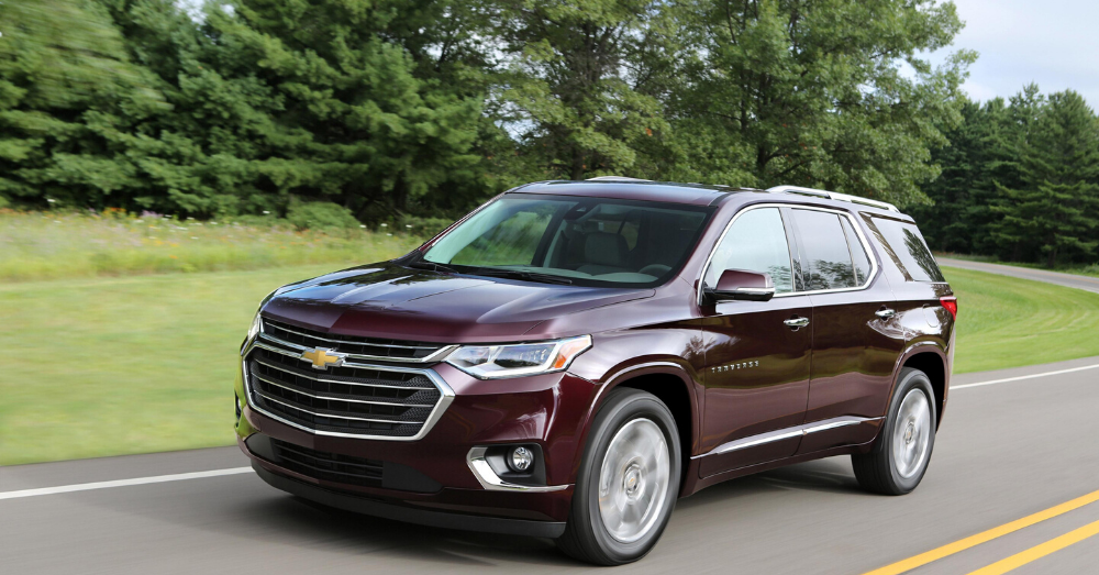 Should You Drive the Chevrolet Traverse?