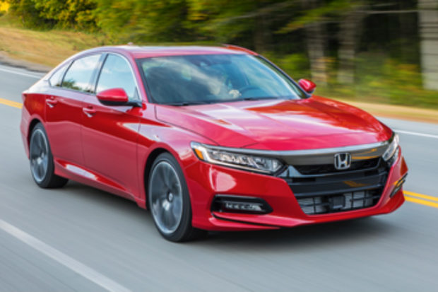 Quality of the Honda Accord is Unsurpassed in the Full-Size Market
