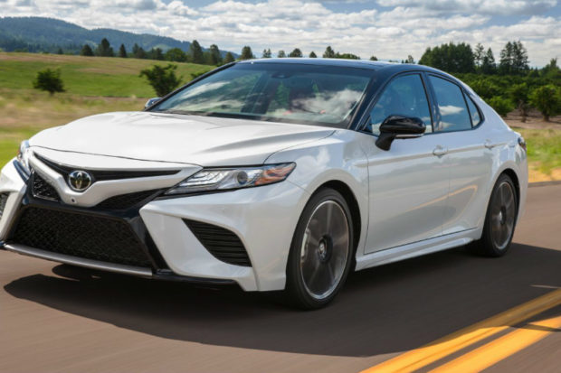 2020 Camry - Take the Toyota Camry for a Drive
