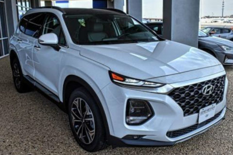2020 Hyundai - Find a Santa Fe Sport for Your Drive