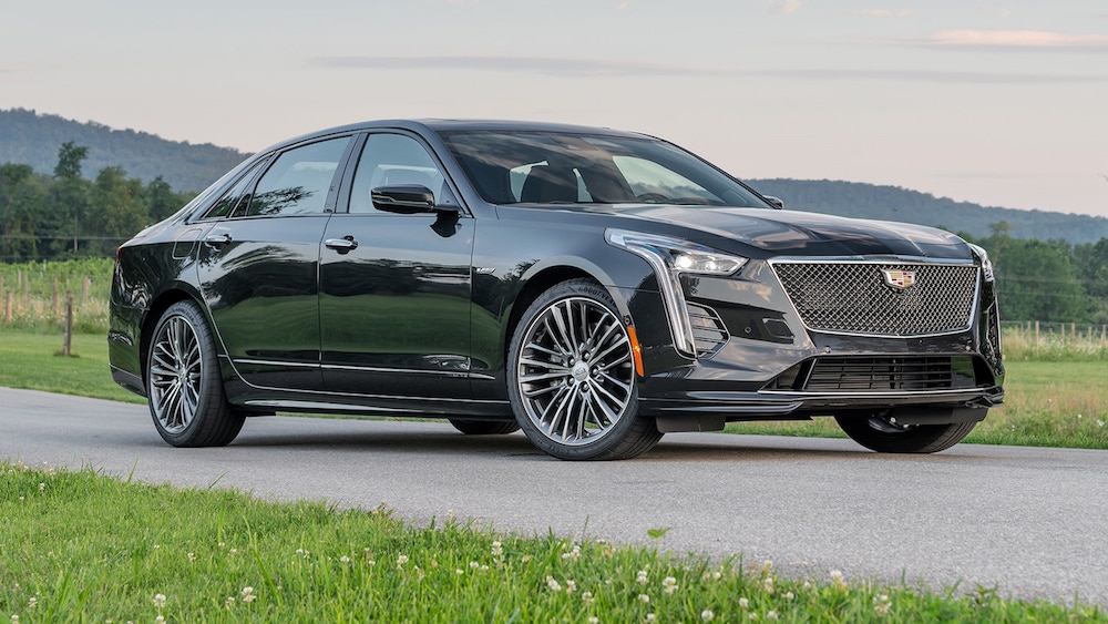 A Different Luxury Sedan from Cadillac