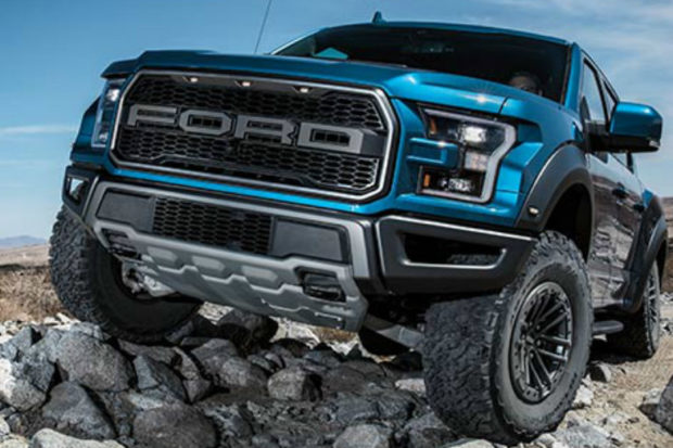 2020 Ford - Doing What You Want in the Ford F-150
