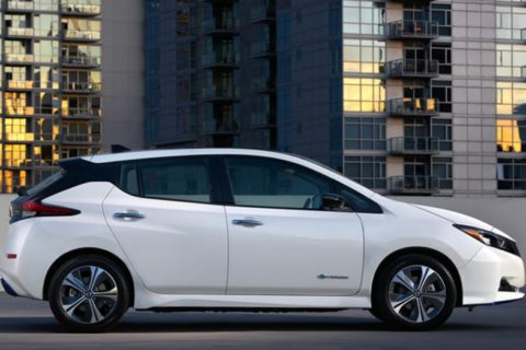 More Range Nissan Leaf Plus