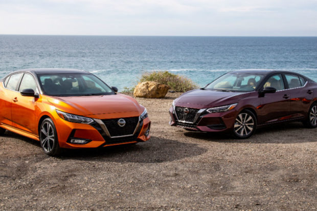 2020 Nissan - Show off in the Nissan Sentra