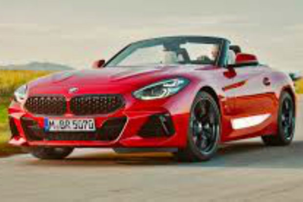 Z4 Roadster Sports Car Fun at Your BMW Dealer