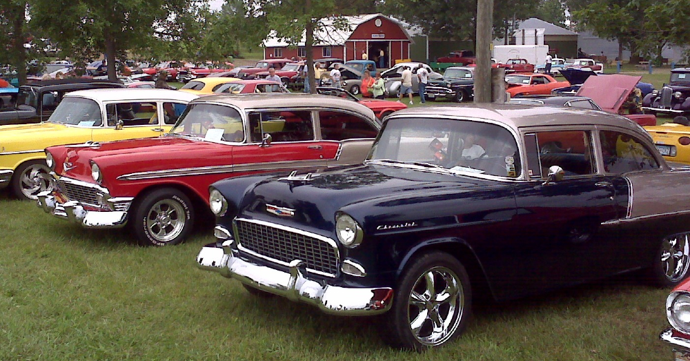 Classic Car Shows Across the US