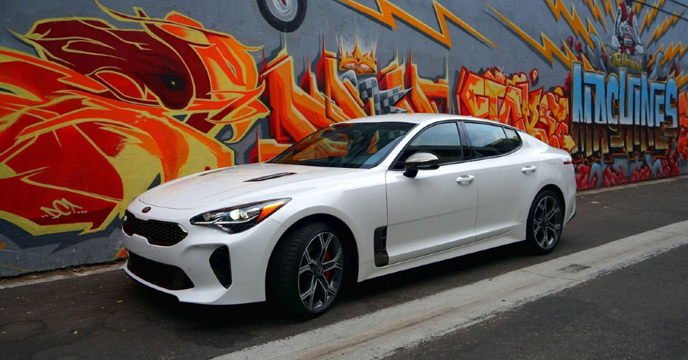 Enjoy Everything About the Kia Stinger