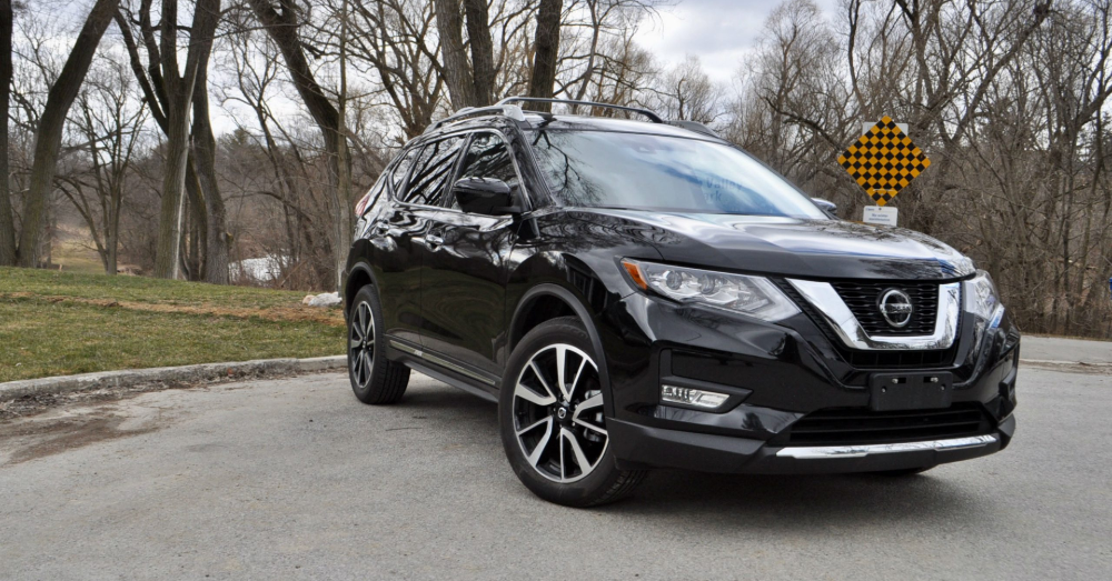 Choose the Right Drive in the Nissan Rogue