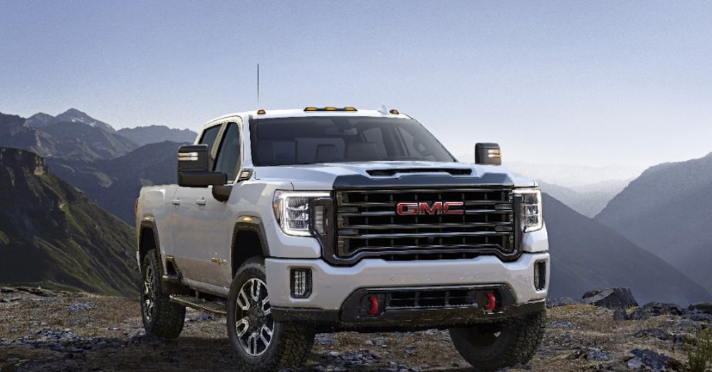 Excellent Size and Power in the GMC Sierra 2500HD