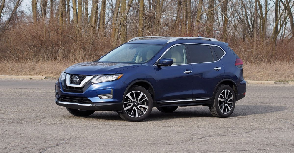 The Nissan Rogue is Equipped Right