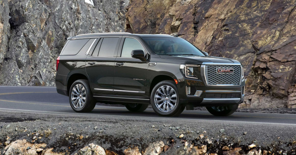 The Tradition Continues in the GMC Yukon