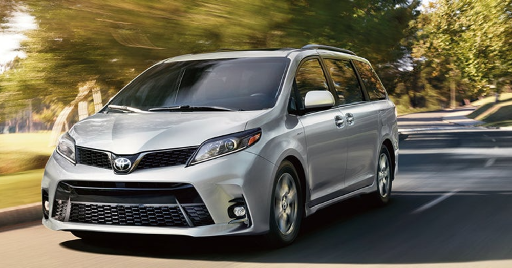 2020 Toyota Sienna: Everything Your Family Needs
