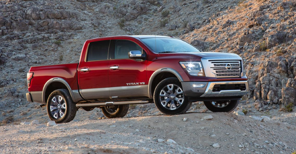 Changes Made to the Nissan Titan
