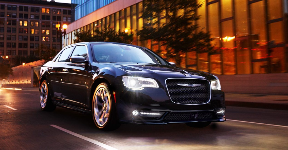 Smooth Elegance in the Chrysler 300
