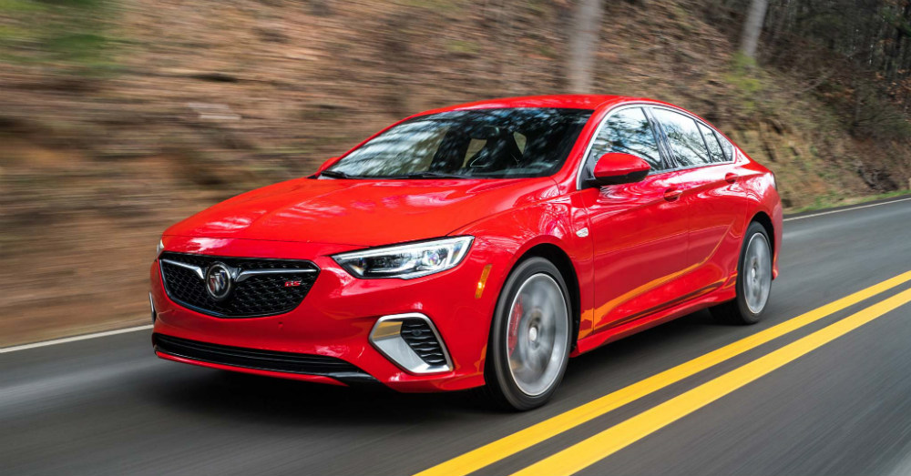 2020 Buick Regal is the Right Sedan for Your Drive